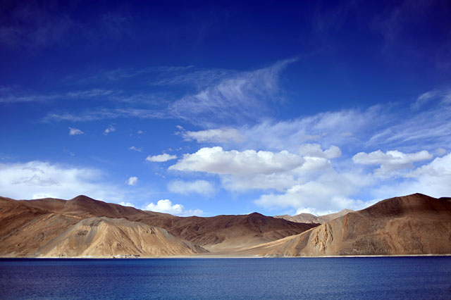 Lac de Pangong lake